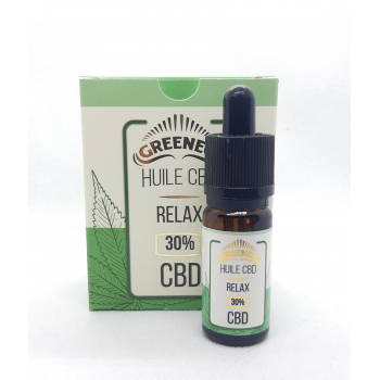 HUILE RELAX CBD 30%