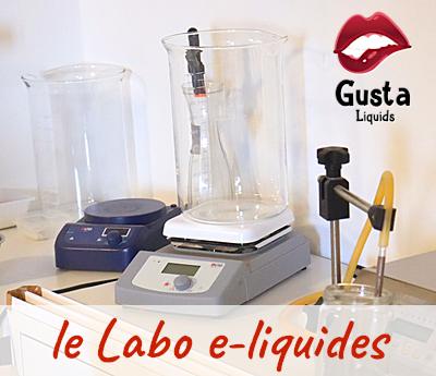 Laboratoire GUSTA Liquids